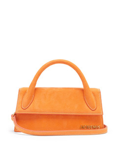 Chiquito Long leather cross-body bag