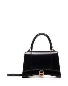 Hourglass Medium Top Handle Bag