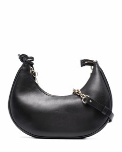Milano Lux Drawstring Bag in Studded Leather