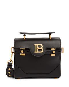 Leather B-Buzz 23 Shoulder Bag