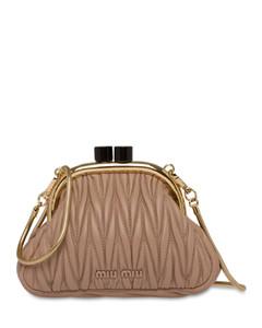 Mini MatelasséShoulder Bag