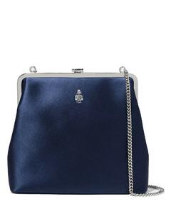 Woman Susanna Satin Shoulder Bag