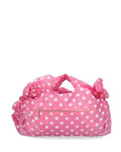 Women's Colorblock Hutton Shoulder Bag - Ivory Blush Multi