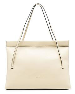New MCM Beige Coated Canvas Leather Small Visetos Fursten Belt Bag