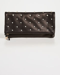 Perriand linen-canvas and leather weekend bag