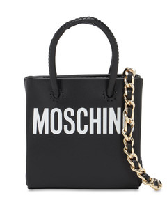 Micro Shopping Leather Bag