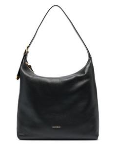 Sand leather Hana crossbody bag