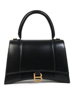 Hourglass Top Handle bag mediu...