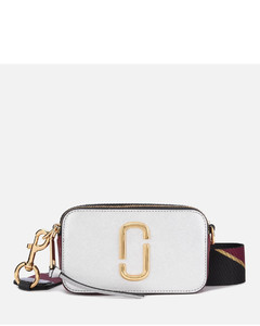 Women's Snapshot Cross Body Bag - Silver Multi