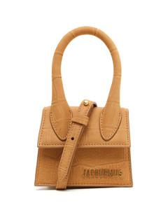 Le Chiquito Mini leather crossbody bag