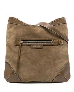 Céline Ezgl076041 Women's Brown Leather Handbag