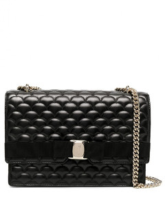 Vara Leather Crossbody Bag
