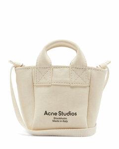 Aleah logo-print cotton-canvas cross-body bag