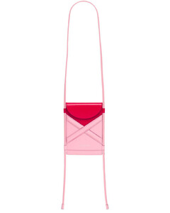 The Curve Micro Leather Shoulder Bag