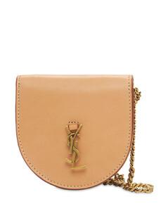 Baby Kaia Leather Shoulder Bag