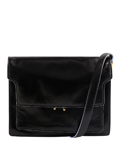 Soft Trunk Shoulder Bag