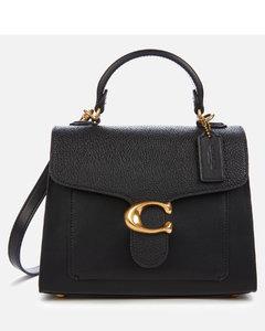 Women's Tabby Top Handle Bag 20 - Black