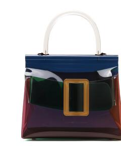 Karl colour block bag