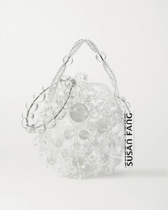 Bubble Beaded Tote