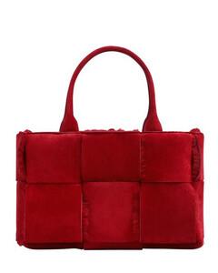 Maxi BV Jodie intrecciato leather hobo bag