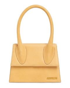 Le Grand Chiquito Suede Bag