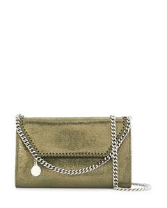 small Falabella metallic crossbody bag