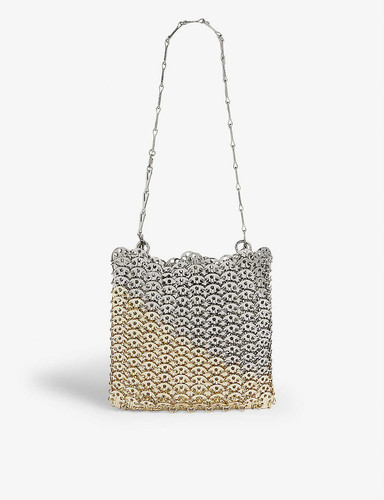 Iconic chain shoulder bag