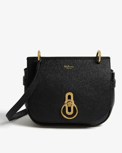 Amberley small leather satchel bag