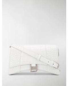 Hourglass sling shoulder bag