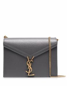 Viv 'Clutch leather bag