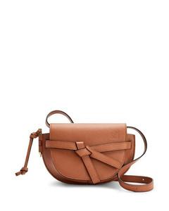 Boucle medium suede shopping bag