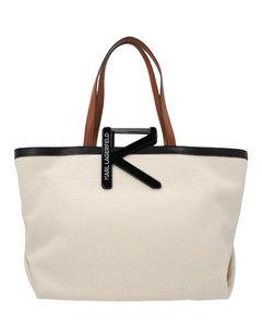 Women's Croc Print Bucket Bag - Black