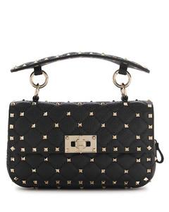 Garavani Rockstud Spike small leather shoulder bag