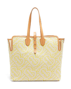 The Large TB-tape canvas tote bag