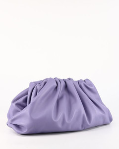 The Pouch bag violet