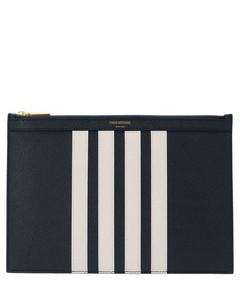 4-Bar Detailed Clutch Bag