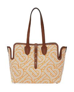 medium monogram-pattern tote bag