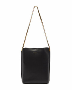 Suzanne small chain-strap leather shoulder bag