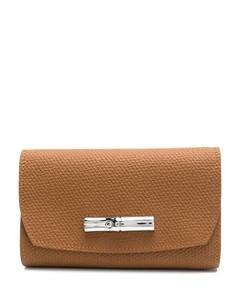 New Gucci Beige Blue Canvas Leather GG Bree Crossbody Camera Bag Purse