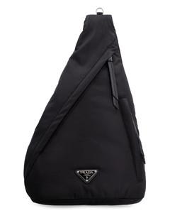 Sulden Hedwig Shoulder bag in Black