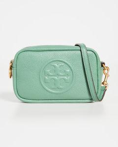 Blue leather baby Sac De Jour handbag