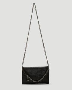 Mini Crocodile Embossed Bag in Black