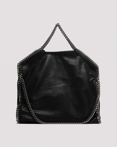 Falabella black tote bag