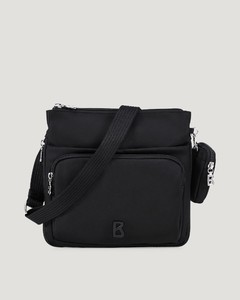 Verbier Play Serena shoulder bag in Black