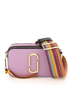 The Tall Story Tote Bag In Brown Smooth Leather