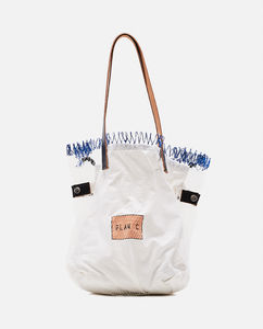 Mesh bag with handles