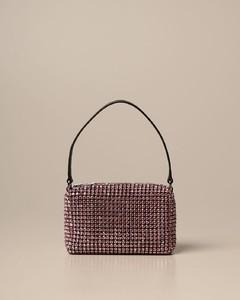 Cassandra Wallet Shoulder Bag in Black