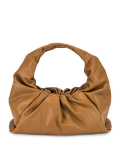 Small Shoulder Bag in Brown