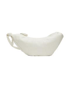 Milano Drawstring Bag in Color Block Goatskin...