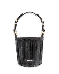 Ratan Bucket Bag